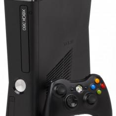 Consola Microsoft Xbox 360 Slim Modat DVD fotbal FIFA19 se joaca inclusiv online