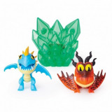 Set dragoni in miniatura