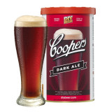 Coopers Classic Dark Ale - kit pentru bere de casa 23 litri. Bere bruna