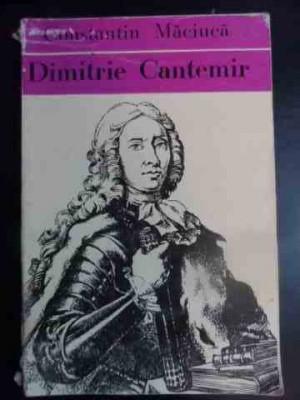 Dimitrie Cantemir - Constantin Maciuca ,540667 foto