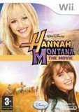 Joc Nintendo Wii Hannah Montana: The Movie