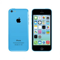 Telefon iPhone 5C 8GB Albastru