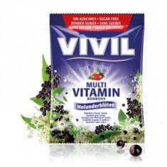 Bomboane Vivil Multivitamine Soc fara zahar 60g