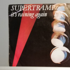Supertramp – It's Raining Again /Bonnie (1982/A & M/RFG) - Vinil Single pe '7/NM