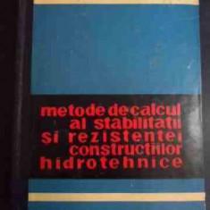 Metode De Calcul Al Stabilitatii Si Rezistentei Constructiilo - M.m. Grisin Si Colab. ,547589