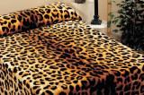 Pătură de pat dublu Belpla Ster 070 Animal Print