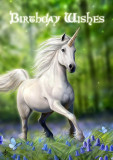 Cumpara ieftin Felicitare Unicorn