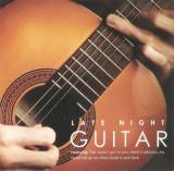 CD Project-24 – Late Night Guitar, original, jazz
