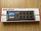AKAI Professional MPX8 Mobile SD Sample Player NOU