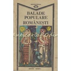 Balade Populare Romanesti - Antologie: Al. I. Amzulescu