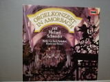 Concert for Organ in Amorbach : Bach/Pachelbel/.... (1983/Europa/RFG) - VINIL/NM, Deutsche Grammophon