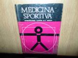 Cumpara ieftin MEDICINA SPORTIVA -I.DRAGAN ANUL 1974