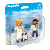 Set figurine Playmobil Family Fun - Ofiteri nava de croaziera (9216)