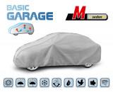 Prelata auto, husa exterioara Basic Garage M sedan 380-425 cm