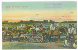 4894 - ETHNIC, GYPSY, Romania - old postcard - used