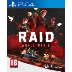 RAID World War II  - PS4 [SIGILAT] 60249, Shooting, 18+, Single player