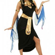 Q228 Costum tematic carnaval, model egiptean - Cleopatra, S/M