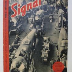REVISTA ' SIGNAL ' , EDITIE IN LIMBA ROMANA , NUMARUL 2 DIN FEBRUARIE 1943