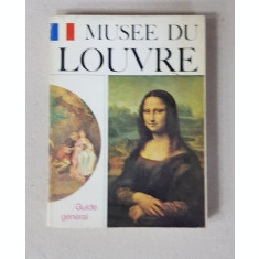 MUSEE DU LOUVRE - GUIDE GENERAL , 1973