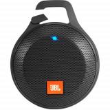 Boxa Portabila Clip+ Wireless Splashproof Negru, JBL