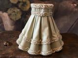 Design / Decor - abajur textil pentru lustra veioza aplica sau lampa !