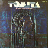 Vinil Tomita – Pictures At An Exhibition (VG)