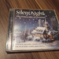 CD VARIOUS-SILENT NIGHT - THE GREATEST OF CHRISTMAS ORIGINAL STARE EX