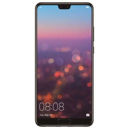 Telefon mobil Huawei P20, Dual SIM, 128GB, 4G, Black