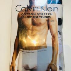 Boxeri Calvin Klein set 3 buc bumbac, la oferta