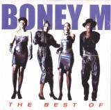 CD Disco: Boney M - The Best of (1997, original, stare foarte buna )
