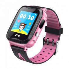 Ceas cu telefon Smartwatch cu GPS pentru copii RegalSmart 158 rezistent la apa,...