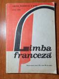 Manual limba franceza pentru clasa a 12-a din anul 1992, Clasa 12