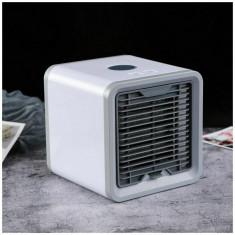 Ventilator portabil cu umidificator Arctic Air, alb