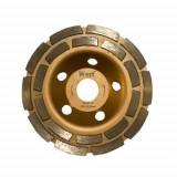 Cumpara ieftin Disc dublu diamantat, taiere beton Wert W2740-115, O115x22.23 mm