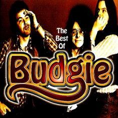 Budgie Best Of (cd)
