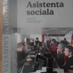 ASISTENTA SOCIALA ANUL II, SEMESTRUL I - PETRU BEJAN