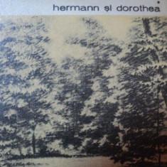 REINEKE VULPOIUL,HERMANN SI DOROTHEA-GOETHE,BUC.1978