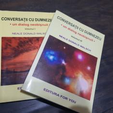 Conversatii cu Dumnezeu vol 1 si 3 Ak
