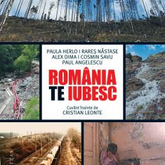 Romania, te iubesc! | Cosmin Savu, Rares Nastase, Paula Herlo, Alex Dima, Paul Angelescu