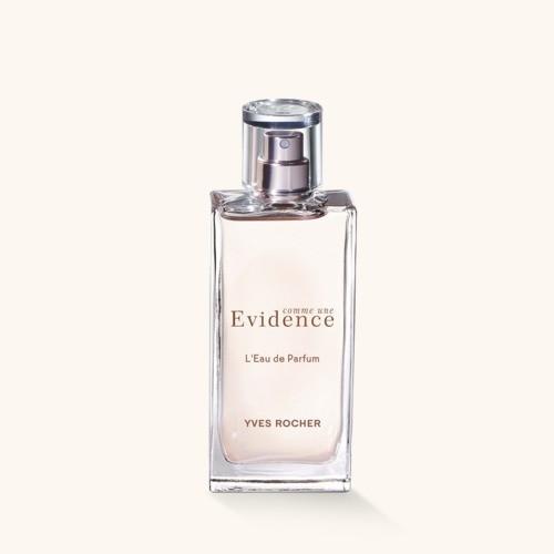 Apa de parfum COMME UNE EVIDENCE YVES ROCHER 100 ml, nou, sigilat