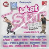 CD Kat Star (Șansa Ta Să Devii Superstar), original: Voltaj, Blondy, N&D,Stratan