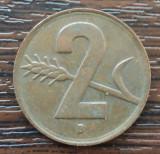 (M2554) MONEDA ELVETIA - 2 RAPPEN 1948, Europa