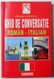 GHID DE CONVERSATIE ROMAN -ITALIAN de ADRIANA LAZARESCU , 2002