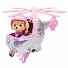Vehicul cu figurina Ultimate Rescue Skye Patrula Catelusilor