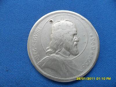 5 PENGO 1938 /Ag foto