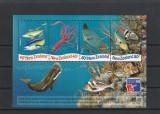 Fauna marina ,Noua Zelanda.
