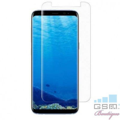 Geam Protectie Display Samsung Galaxy A8 Plus A730 2018 Tempered Pro foto