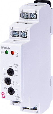 Releu HRN-54N, eti foto