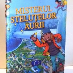 MISTERUL STELUTELOR AURII de GILES CLARE , 2016