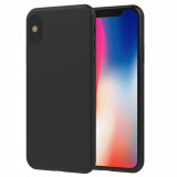 Husa Apple iPhone 7 Flippy Mat anti zgarieturi Negru, Carcasa